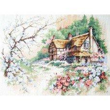 Набір для вишивання хрестиком Classic Design 4324 Затишний дім