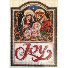 Набір для вишивання хрестиком Classic Design 4381 Благословенна сім'я