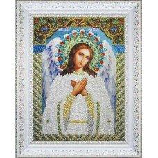 Набір вишивки бісером Картини Бісером Р-282 Ікона Ангела Хоронителя