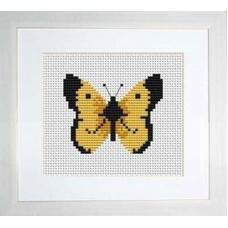 Набір для вишивання хрестиком Luca-S B004 Метелик