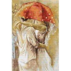 Набір для вишивання Гобелен Luca-S G552 Під парасолькою